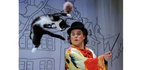 Le théâtre des chats de Moscou, un spectacle unique au monde - Le Nouvel Observateur | Théâtre, Impro and co | Scoop.it