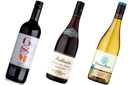 Wine review: Fit for a feast - Telegraph | Maison M.Chapoutier | Scoop.it