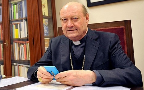Jesus was 'world's first tweeter', says Vatican cardinal | Seen from abroad... | Scoop.it