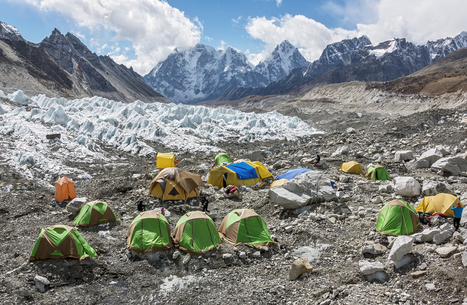 Mount Everest's massive trash problem: Nepal cracks down on littering tourists | Sunil Global | Scoop.it