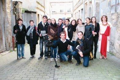 Un court-métrage lycéen joué en latin | Veille Lettres et Numérique - Académie de Nice | Scoop.it