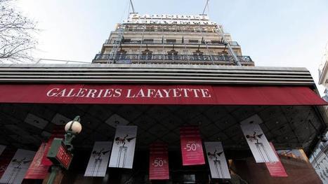 Galeries Lafayette au régime | Médias sociaux et tourisme | Scoop.it
