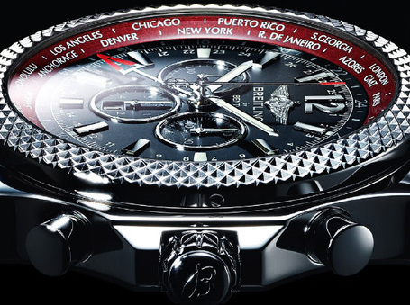 La montre Breitling Bentley GMT V8 : une montre de luxe collector. | L'essentiel Luxe & Lifestyle | Scoop.it