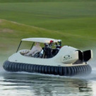 "Fox Sports' YardBarker | ""Video: Bubba Watson shows off hovercraft golf cart"" 