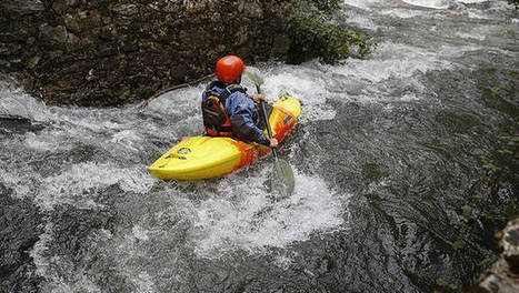 Desembalse en Eugi para eliminar materia orgánica y metales. Diario de Noticias de Navarra | CTMA | Scoop.it