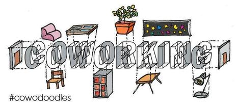 Twitter / CalmanBall: #cowodoodles Today, #coworking ...   SYRiously Coworking   Scoop.it