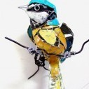 Birds Made from Recycled Metal Scraps by Barbara Franc | The Blog's Revue by OlivierSC | Scoop.it