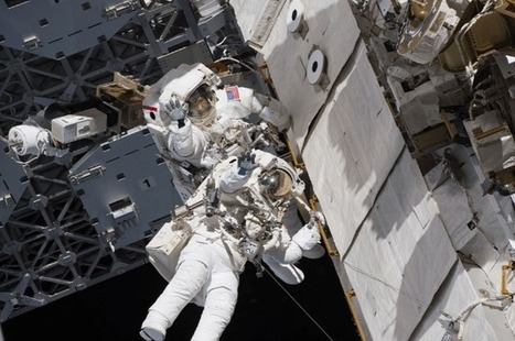 Space Poop is a Real Problem with NASA, So They're Initiating the Space Poop Challenge | Disposable Diaper Industry | Scoop.it