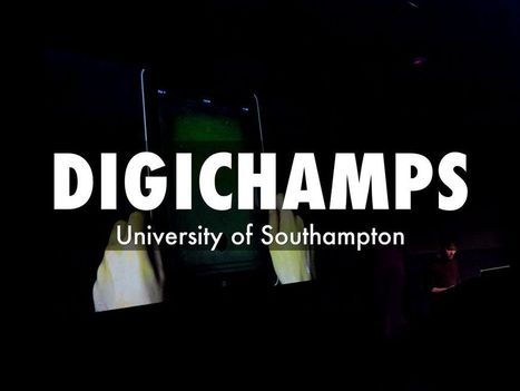 """DigiChamps"" - A Haiku Deck by Fiona Harvey 
