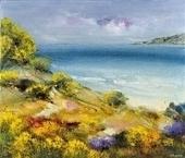 Luciano Pasquini: il pittore toscano da 40 anni in Vacanza sul Conero | Le Marche un'altra Italia | Scoop.it