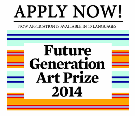 Future Generation Art Prize | art move | Scoop.it
