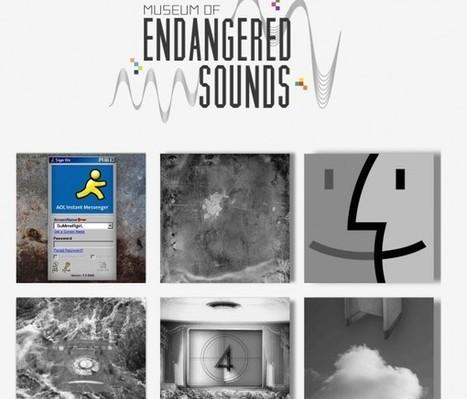 Un museo online de sonidos de hace unas décadas | ARTE, ARTISTAS E INNOVACIÓN TECNOLÓGICA | Scoop.it