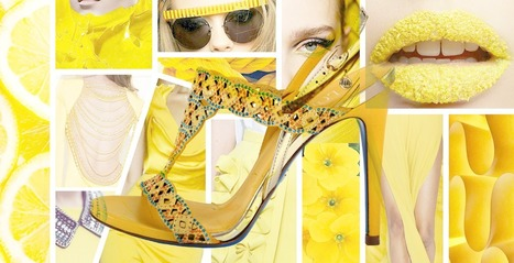 Yellow Alert, the fashion trends by Loribluexperience | Le Marche & Fashion | Scoop.it