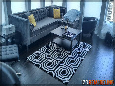 6 Condo & Highrise Flooring Ideas | Home Improvement | Scoop.it