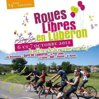 Roues libres en Lubéron | Balades, randonnées, activités de pleine nature | Scoop.it