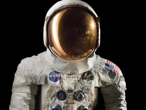 objectif atteint pour la Smithsonian Institution qui a déjà collecté plus de 600 000 $ sur Kickstarter pour restaurer la combinaison de l'astronaute Neil Amstrong, pour un objectif de 500 000 $   Clic France   Scoop.it