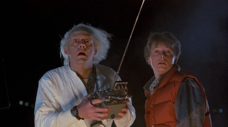 Great Scott! Back to the Future Was Released 27 Years Ago Today | Screenwriters | Scoop.it