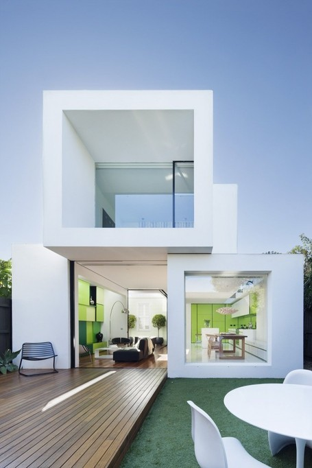 Shakin Stevens House by Matt Gibson Architecture + Design | sustainable architecture | Scoop.it