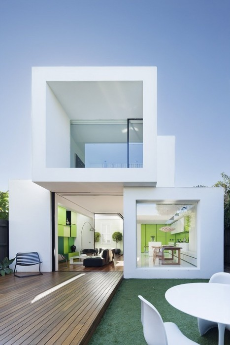 Shakin Stevens House by Matt Gibson Architecture + Design | Top CAD Experts updates | Scoop.it