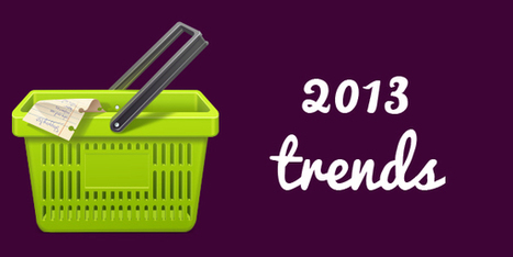 E-commerce Trends in 2013 » Design You Trust – Design Blog and ... | Fashion, Style, Trends, Retail, Shopping, & Other Inspirations | Scoop.it