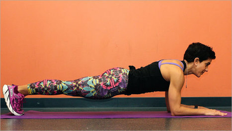 The Top 10 Variations of the Plank For a Stronger Core | Sports Activities | Scoop.it