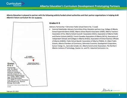 Alberta partners with oilsands to develop kindergarten curriculum | rabble.ca | Early Childhood and Leadership Inspiration | Scoop.it