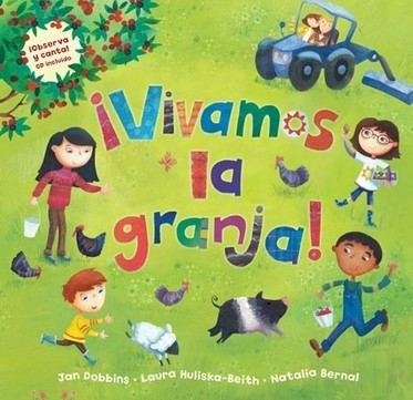 Spanish Story for Kids – Activities for Vivamos la Granja | Preschool Spanish | Scoop.it