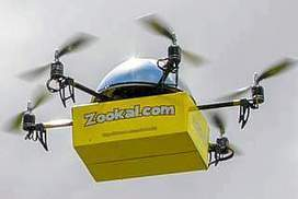 Push for lift-off on drone deliveries in Australia | Marketing | Scoop.it