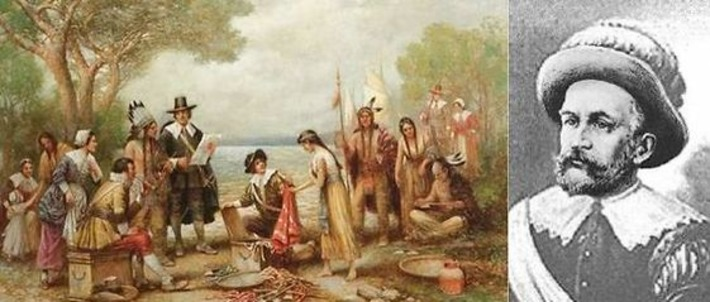 24 mai 1626. Le Néerlandais Peter Minuit achète Manhattan à des Indiens pour environ 700 euros. | Le Point | Amériques | Scoop.it