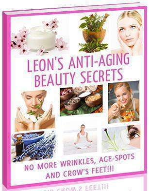 Leons Anti-aging Beauty Secrets | Natural Solutions For Women's Health and Beauty | Scoop.it