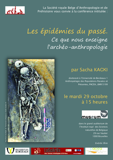 Conférence - Archéo-anthropologie | Mégalithismes | Scoop.it