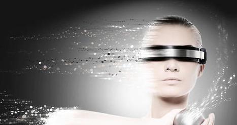 Les lunettes Atheer permettent de manipuler des objets 3D dans le monde réel | L'Atelier: Disruptive innovation | ubimedia and ubiquitous internet | Scoop.it