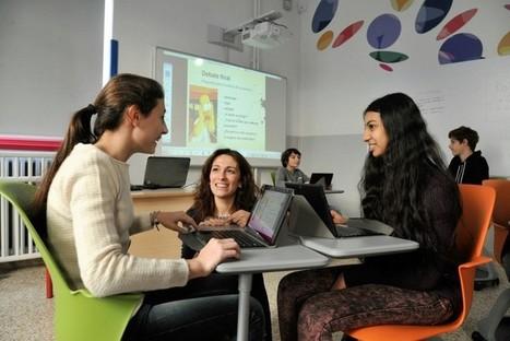 La prima aula didattica innovativa 3.0 a Milano | iClass: la classe del futuro | Scoop.it