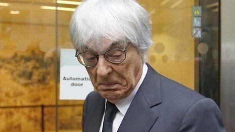 Formula 1 - US court dismisses damages claim against Ecclestone - Yahoo Eurosport UK | Formula1 | Scoop.it
