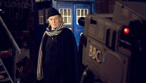 Review: AN ADVENTURE IN SPACE AND TIME | Culture and Fun - Art | Scoop.it