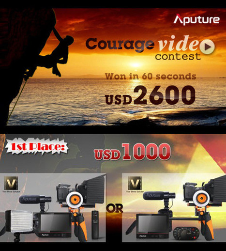 Aputure Announces its 2014 Video Contest | HDSLR | Scoop.it