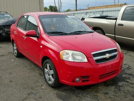 AutoBidMaster.com  2008 #ChevroletAveo | Online Auto Sale | Scoop.it