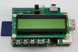 Raspberry Pi add-on combines lcd sccreen and keyboard - New Electronics | Raspberry Pi | Scoop.it