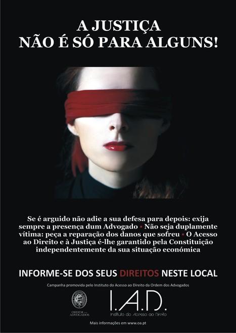 Ordem dos Advogados - Instituto do Acesso ao Direito | ACESSO AO DIREITO | Scoop.it