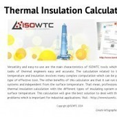 Thermal Insulation Calculation | Thermal Insulation Calculation | Scoop.it