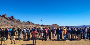 """NAB 2014 Aerial Videography & """"Drone"""" Overview by Jeff Foster 