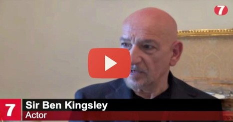 Ben Kingsley has a lot to say about Europe and the Holocaust | Holocaust Holland | Scoop.it