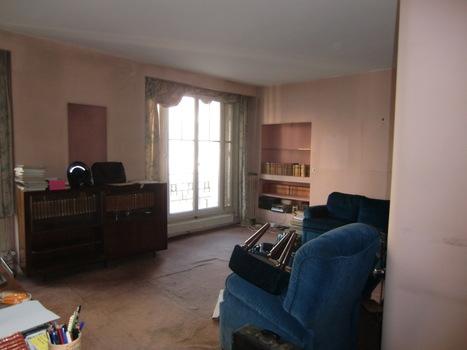 Rénovation totale appartement Neuilly : à venir ... | Avant Après | Scoop.it