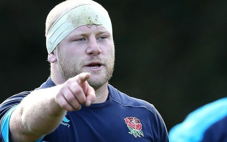 England prop Dan Cole returns to Leicester Tigers ready to prove point against London Irish in Premiership | The World of Rugby Football Union | Scoop.it