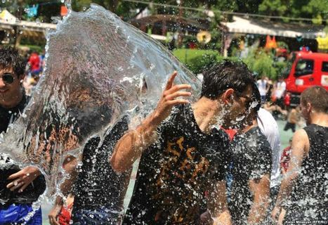 Armenians Celebrate The Vardavar Water Festival - Street I Am - | Street Events | Scoop.it