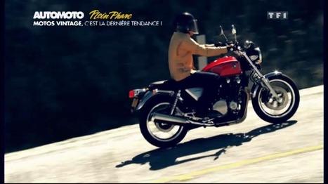 Automoto - Plein Phare : Motos vintage, la dernière tendance | Des yeux sur le deux-roues | Scoop.it