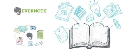 Evernote para la educación, una forma de colaborar online en la elaboración de contenidos | AnexoM. Blog oficial de Jazztel | Tic, Tac... y un poquito más | Scoop.it