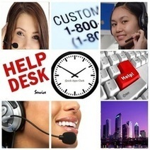 Strong bridge between you and your customer-help desk support service! | help desk software | Scoop.it