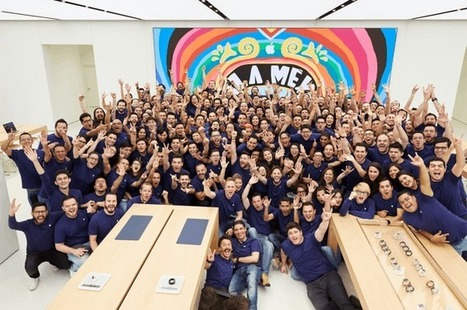 Abre la primera Apple Store en México | Aprendiendoaenseñar | Scoop.it