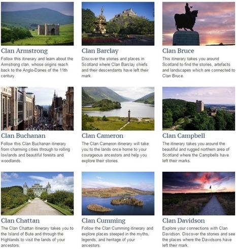 Routes touristiques, patrimoine linguistique -Veilletourisme.ca | Tourism Innovation | Scoop.it
